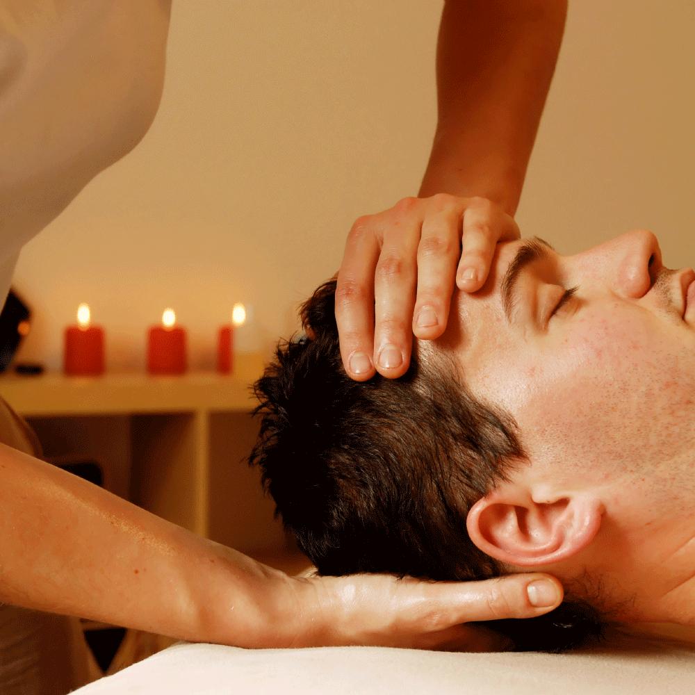 Massage essénien